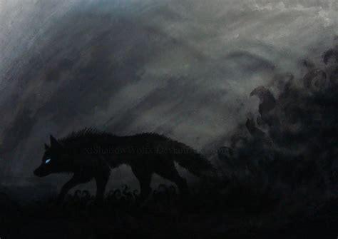 shadow wolf  xishadowwolfx  deviantart