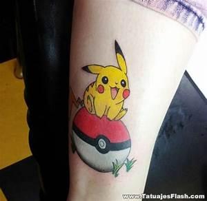The gallery for --> Badass Pikachu Tattoo