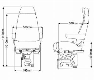 Dodge Truck Seat Diagram