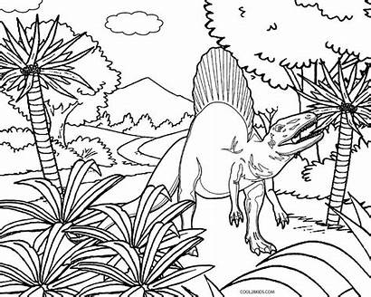 Dinosaur Coloring Pages Printable Cool2bkids