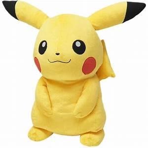 Pokemon All Star Collection Plush: Pikachu [Large]