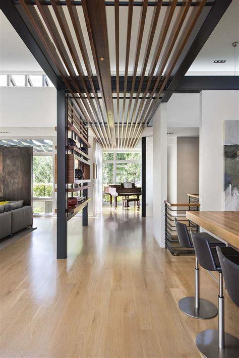 single story ranch  large atrium spaces