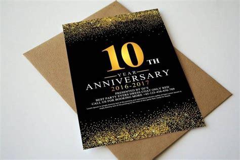 anniversary invitation designs templates psd ai