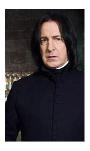 Alan Rickman's frustrations with 'Harry Potter' character ...