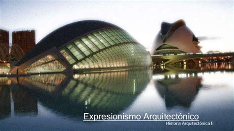 Expresionismo(arquitectura