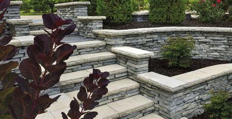 Uniblock Wall by 3 Retaining Wall Designs That Will Transform Your