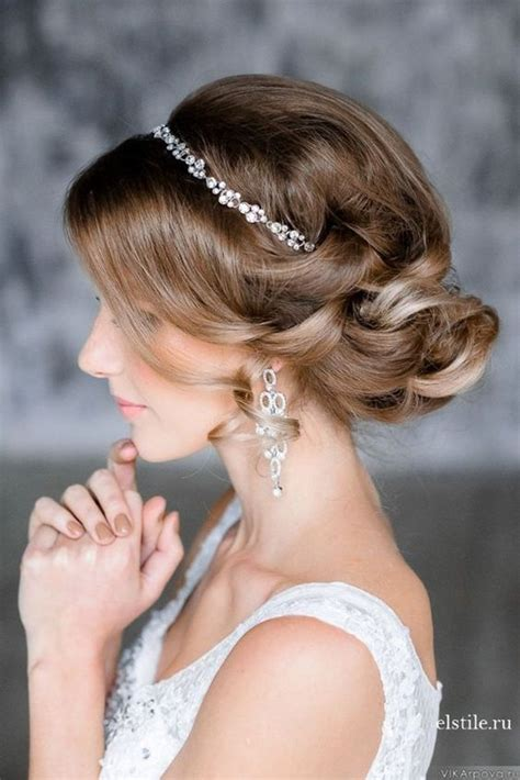 floral fancy bridal kopfschmuck haar accessoires fuer