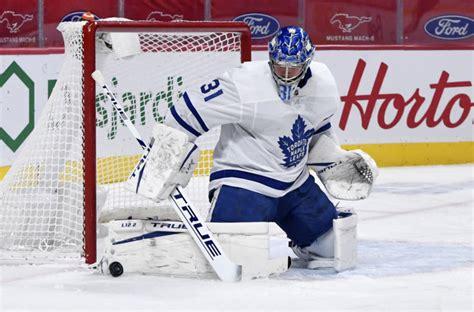 Toronto maple leafs goalie frederik andersen left saturday. Toronto Maple Leafs: Potential Goalie Upgrades at Deadline