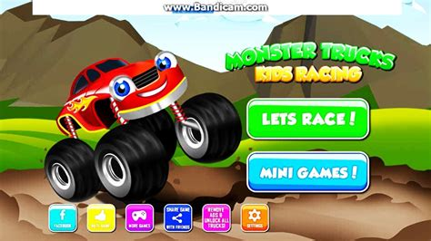 monster truck racing games for kids 100 free download monster truck racing games zombie