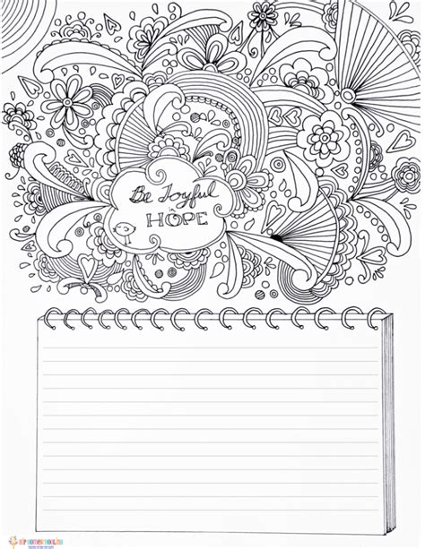 journal pages template free gratitude journal template plus coloring page
