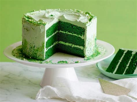 The Top 5 Green Foods For St Patrick's Day  Fn Dish