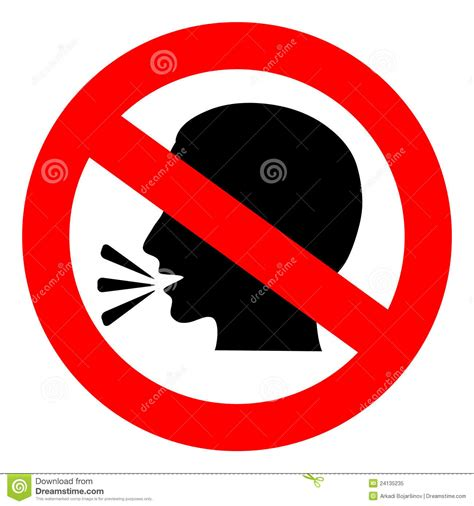 No Talking Sign Royalty Free Stock Photo  Image 24135235. Showers Signs. Vicious Circle Signs. Gerd Signs Of Stroke. Pregnancy Symptom Signs. Co2 Signs Of Stroke. Procedure Signs. Autonomic Neuropathy Signs. Inequality Signs