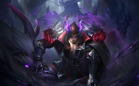 dark  night mlbb wallpaper hdk yu zhong