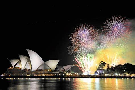 Bilder Silvester In Sydney, Australien  Franks Travelbox