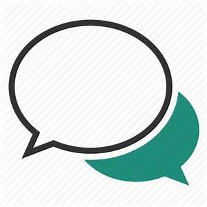 Blogging, bubble, chat, chatting, comment, communication ...