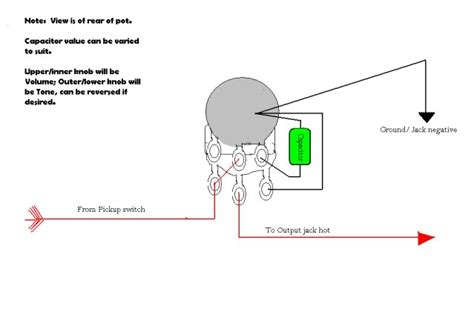 stacked potentiometer wiring diagram image collections