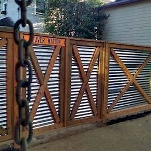Metal, Fence, Ideas, 25, Inspiring, Ideas, For, Your, Diy, Home, Improvement