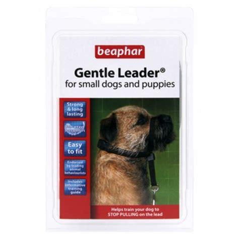 beaphar gentle leader head collar  images gentle
