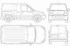 Ford Tourneo Connect Diagram