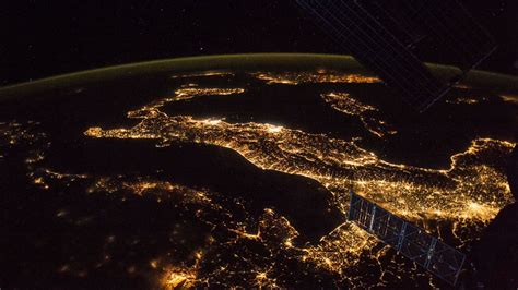 le migliori foto  paolo nespoli dallo spazio wired
