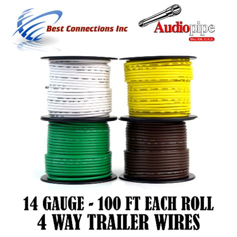 Trailer Light Cable Wiring For Harness Spools