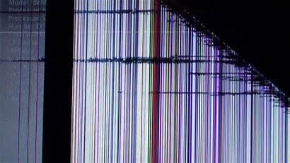 Broken Screen Lcd 1080p Cracked Prank Tv