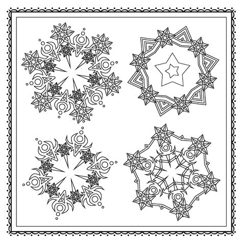 winter magic adult coloring book winter magic beautiful holiday patterns coloring book for