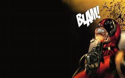 Wade Winston Marvel Wilson Deadpool Mercenary Anti