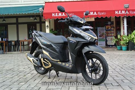 Honda Vario 150 Hd Photo by Gallery Of Honda Vario 150 All New Scooter From Astra