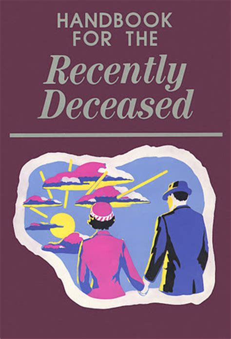 handbook    deceased   burton reviews discussion bookclubs lists