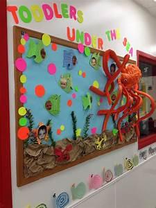 My, Toddler, Room, Bulletin, Board, For, Summer