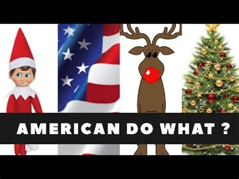american christmas traditions by bob 3 unique american christmas traditions youtube