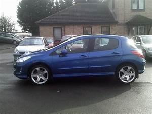 Peugeot 308 1 6 Hdi 110 : used peugeot 308 2010 diesel 1 6 hdi 110 sport hatchback blue edition for sale in fengate uk ~ Gottalentnigeria.com Avis de Voitures