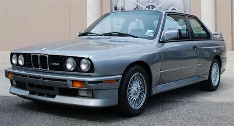 Super-cherry 1988 Bmw M3 E30 Up For Sale