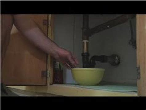 Plumbing Advice: Bathroom & Kitchen : Clogged Sink Drain