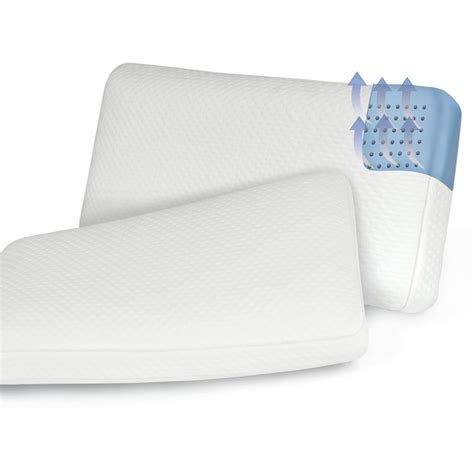 soft bed pillows soft tex sensorpedic 174 luxury extraordinaire pillow bed