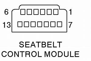 wiring alarm seat belt box under center seat dodge With wow fused wiring