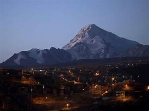 Bolivia Mountain
