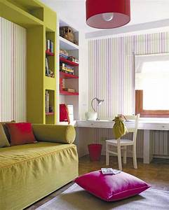 Small, Home, Office, In, Bedroom, 06, Workspace, On, The, Corner, Design, Bookmark, 13457
