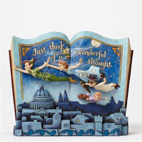 peter pan   neverland storybook disney auf nach