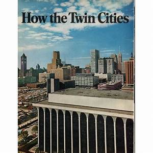 "1965 LIFE Magazine Vintage Ad ""How the Twin Cities"""