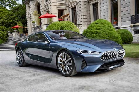 Bmw 8 Series Gran Coupe Teased Ahead Of Geneva  Motor Trend