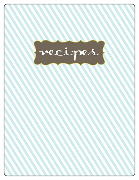 s day recipe card template get organized this s day with these free recipe