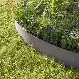 Bordure Souple Jardin : bordure de jardin bois b ton plastique pierre acier ~ Premium-room.com Idées de Décoration