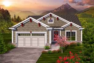 Charming 2 Bedroom Ranch Home Plan 89860AH