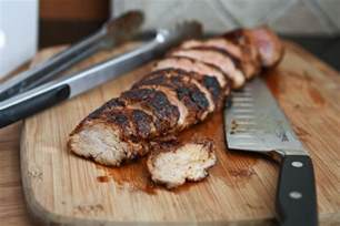 Maple Roasted Pork Tenderloin Recipe