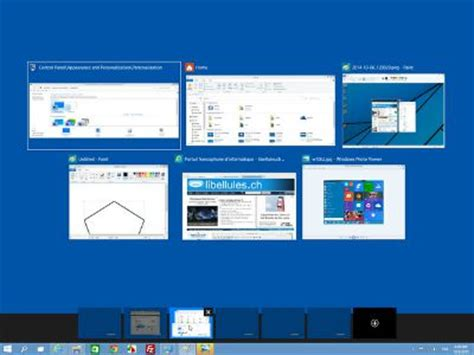 Windows 10  Découvrez Le Nouveau Bureau