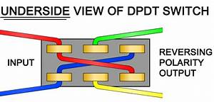 Dpdt Switch Wiring Diagram For Reversing Polarity