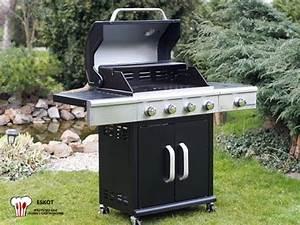Landmann Triton 4 : grill gazowy landmann triton youtube ~ Whattoseeinmadrid.com Haus und Dekorationen