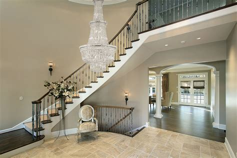 Perfect Entryway Chandeliers Crystal